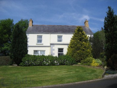 Malin, Donegal, Lagg Road, The Olde Manse Front Elevation